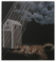 'Can Bad Weather Ever be Avoided (A Roman Cat, an Irish Cloud) 1992'